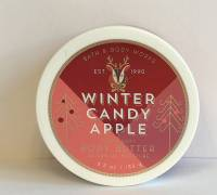 Bath & Body Works - Winter Candy Apple - Body Butter