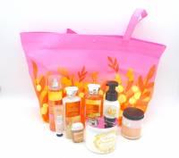 Bath & Body Works - Sunshine Mimosa, Sun Washed Citrus -VIP Bag